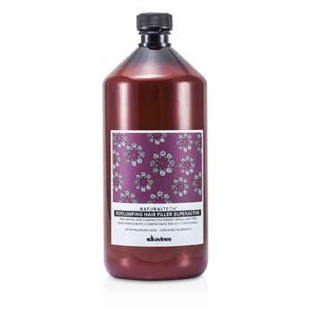 DavinesNatural Tech Replumping Hair Filler Superactive Serum (For All Hair Types) 1000ml/33.8oz