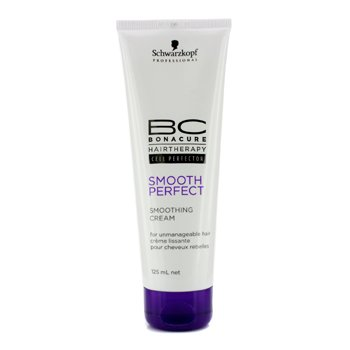 SchwarzkopfBC Smooth Perfect Smoothing Cream (For Unmanageable Hair) 125ml/4oz