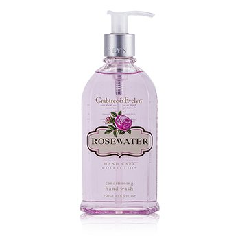 Crabtree & EvelynRosewater Conditioning Hand Wash 250ml/8.5oz