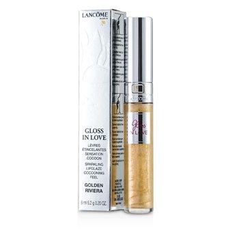 Lancome Gloss In Love Lip Gloss – # 102 Golden Riviera 6ml/0.2oz