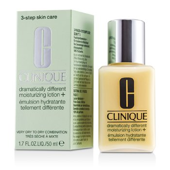 CliniqueDramatically Different Loci�n Hidratante + (Piel Muy Seca a Seca Mixta; Botella) 50ml/1.7oz