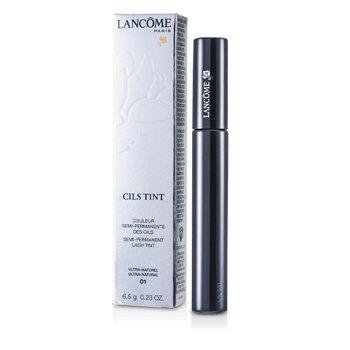 LancomeCils Tint Semi Permanent Lash Tint Mascara - # 01 Ultra Black 6.5g/0.23oz