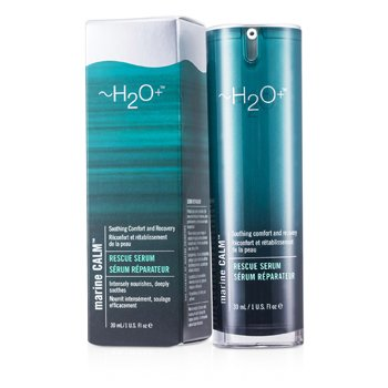 H2O+Marine Calm Repair Rescue Serum 30ml/1oz