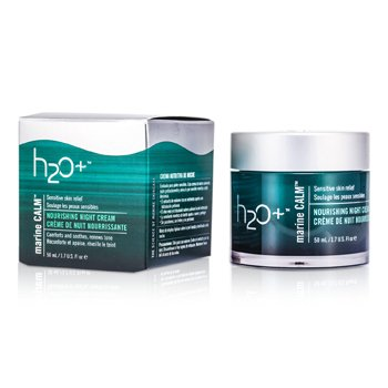 H2O+Marine Calm Nourishing Night Cream 50ml/1.7oz