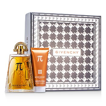 GivenchyPi Coffret: Eau De Toilette Spray 100ml/3.3oz + All Over Shampoo 75ml/2.5oz 2pcs