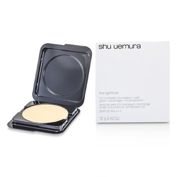 Shu Uemura The Lightbulb UV Compact Foundation SPF30 Refill - # 584 Fair Sand  12g/0.42oz