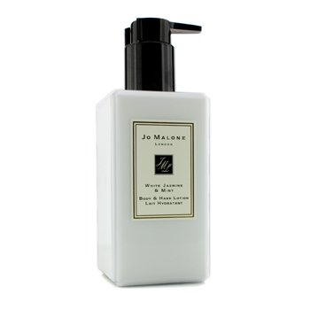 Jo MaloneWhite Jasmine & Mint Body & Hand Lotion (With Pump) 250ml/8.5oz