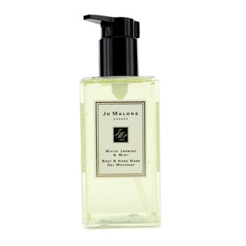 Jo Malone White Jasmine & Mint Body & Hand Wash (With Pump)  250ml/8.5oz