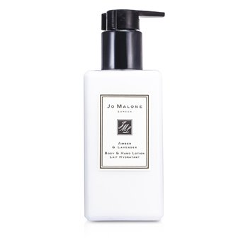 Jo MaloneAmber & Lavender Body & Hand Lotion (With Pump) 250ml/8.5oz