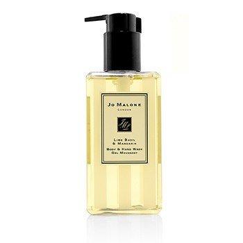 Jo MaloneLime Basil & Mandarin Body & Hand Wash (With Pump) 250ml/8.5oz