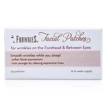 FrowniesFacial Patches (For Forehead & Between Eyes) 144 Patches