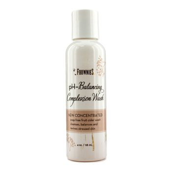 FrowniesPH-Balancing Complexion Wash 118ml/4oz