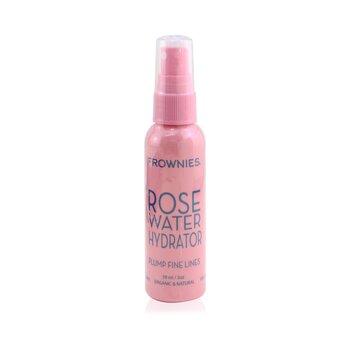FrowniesHidratante de Agua de Rosa 59ml/2oz