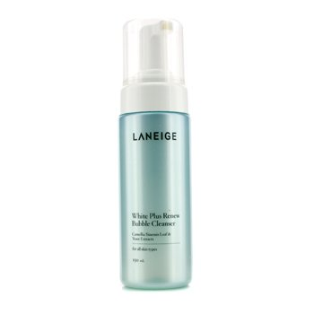 LaneigeWhite Plus Renew Bubble Cleanser (For All Skin Types) 150ml/5oz