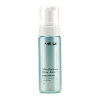 Laneige White Plus Renew Bubble Cleanser (For All Skin Types)  150ml/5oz