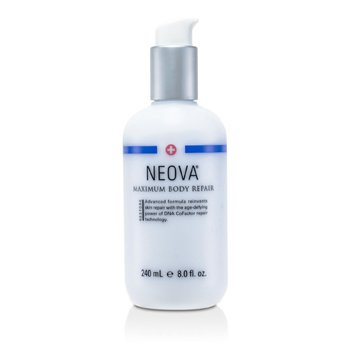 NeovaMaximum Body Repair - For All Skin Types (Unboxed) 240ml/8oz
