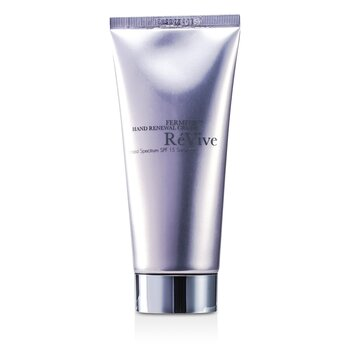 Re Vive Fermitif Hand Renewal Cream SPF 15 100g/3.4oz