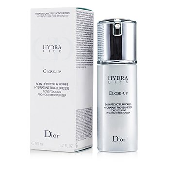 Christian DiorHydra Life Close-Up Hidratante Pro Juventud Reductor de Poros 50ml/1.7oz
