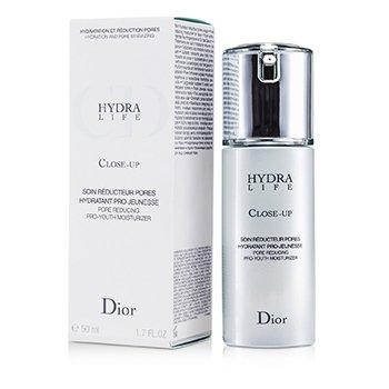 Christian Dior Hydra Life Close-Up Hidratante Pro Juventud Reductor de Poros  50ml/1.7oz