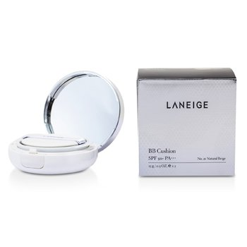 Laneige Base BB Acolchada SPF 50 Con Repuesto Extra - # No. 21 Natural Beige  2x15g/0.5oz
