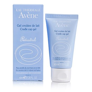 AvenePediatril Cradle Cap Gel (For sensitiv hud hos spedbarn og babyer) 40ml/1.35oz