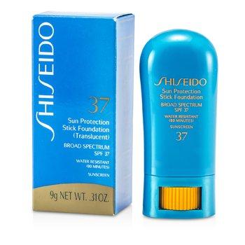 ShiseidoBase en Barra con Protecci�n Solar SPF37 - # Translucent 9g/0.31oz