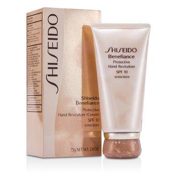 ShiseidoBenefiance Revitalizador Protector de Manos (Crema) SPF 10 75g/2.6oz