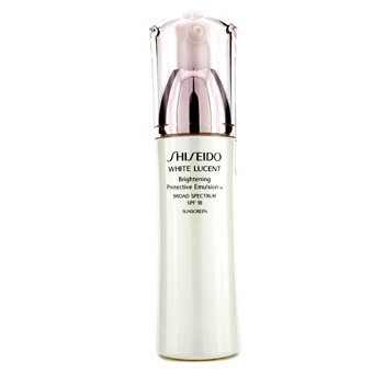 ShiseidoWhite Lucent Brightening Protective Emulsion W SPF 18 75ml/2.5oz