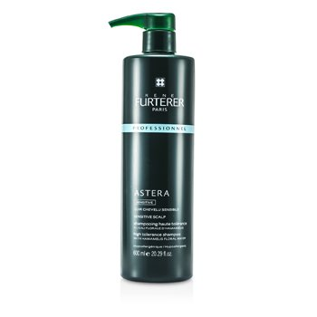 Rene Furterer Astera High Tolerance Sensitive Shampoo - For Sensitive Scalp (Salon Product) 600ml/20.29oz