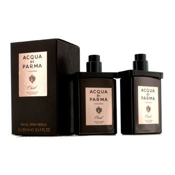 Acqua Di ParmaAcqua di Parma Colonia Oud Eau De Cologne Concentree Spray Repuestos de Viaje 2x30ml/1oz