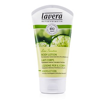 LaveraBody Lotion Lime Sensation (For Refreshed Skin) 150ml/5oz