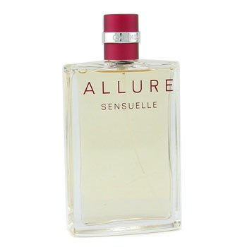 ChanelAllure Sensuelle Eau De Toilette Spray 100ml/3.4oz
