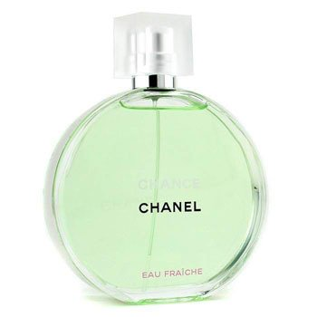 ChanelChance Eau Fraiche Eau De Toilette Spray 100ml/3.4oz