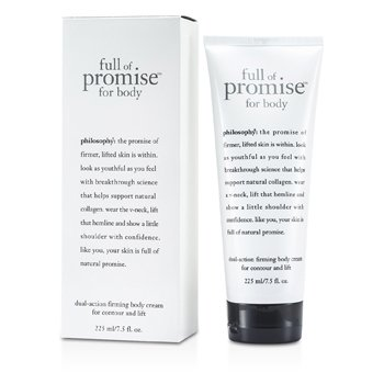 Philosophy Full Of Promoise For Body Dual-Action Firming Body Cream 225ml/7.5oz