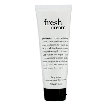 PhilosophyFresh Cream Body Lotion 210ml/7oz