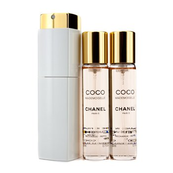 ChanelCoco Mademoiselle Twist & Spray Eau De Toilette 3x20ml/0.7oz