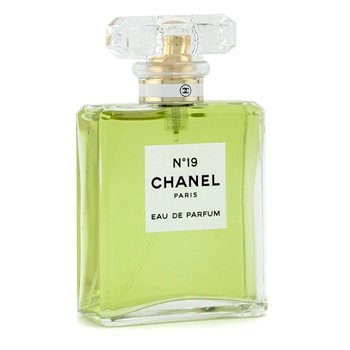 ChanelNo.19 Eau De Parfum Spray-Cristal Vidro 50ml/1.7oz