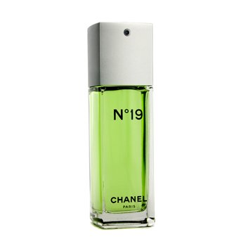 ChanelNo.19 Eau De Toilette Spray Non-Recarregavel 100ml/3.3oz