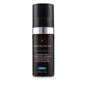 Skin CeuticalsResveratrol B E Antioxidant Night Concentrate 30ml/1oz