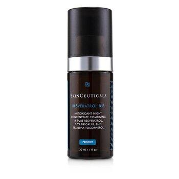 Skin CeuticalsResveratrol B E Antioxidant Night Concentrate 30ml/1oz