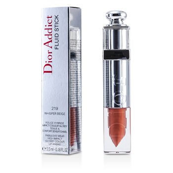 Christian Dior Addict ����� ���� - # 219 Whisper Beige  5.5ml/0.18oz