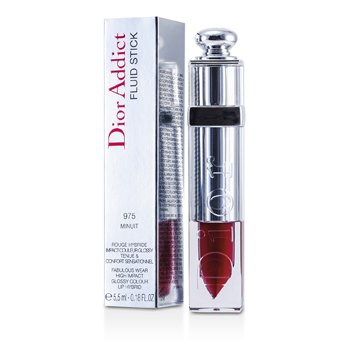 Christian Dior Addict Barra Flu�da - # 975 Minuit  5.5ml/0.18oz