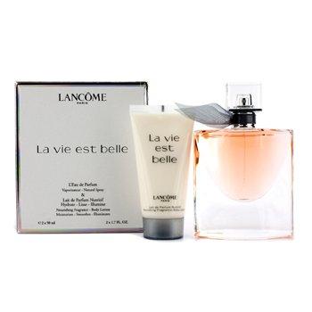 Lancome�� La Vie Est Belle: ���پ��ی�� ��پ�ی 50 �ی�ی �ی��/1.7 ���� + ���ی�� ��� 50 �ی�ی �ی��/1.7 ���� 2pcs