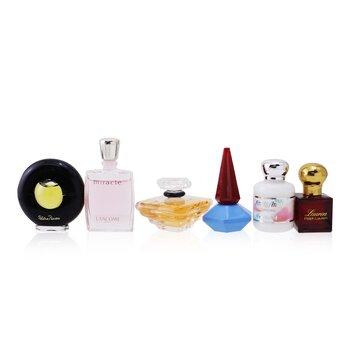 LancomePremiere Collection: Miracle, Tresor, Anais Anais, Lou Lou, Paloma Picasso, Lauren 6pcs