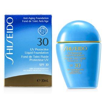 ShiseidoBase L�quida Protectora UV - # Dark Beige 30ml/1oz