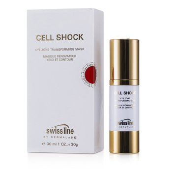 Swissline Cell Shock Eye Zone Transforming Mask 30ml/1oz