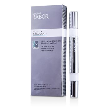 Babor Purity Cellular Ultimate Blemish Reducing Duo 2x4.5ml/0.15oz