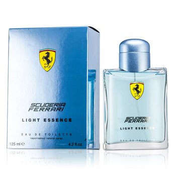 FerrariFerrari Scuderia Light Essence Eau De Toilette Spray 125ml/4.2oz