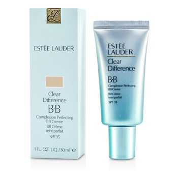 Estee LauderClear Difference Complexion Perfecting BB Creme SPF 35 - # 1 Light 30ml/1oz
