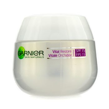 GarnierSkin Naturals Vital Restore SPF 15 Complete Revitalising Cream (Untuk Kulit Dewasa) - Perawatan Kulit 50ml/1.7oz